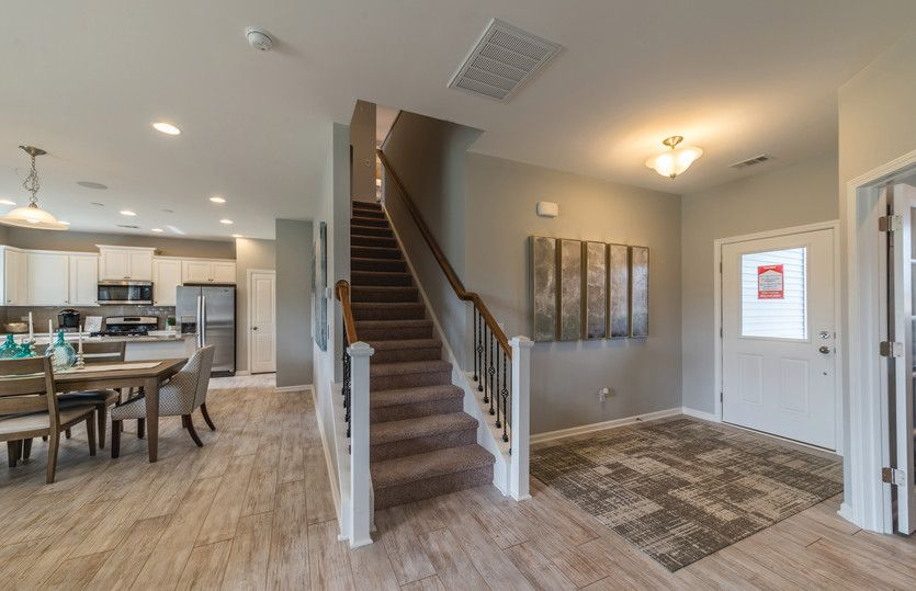 Living Area featured in the Aspire By Centex Homes in Wilmington, NC