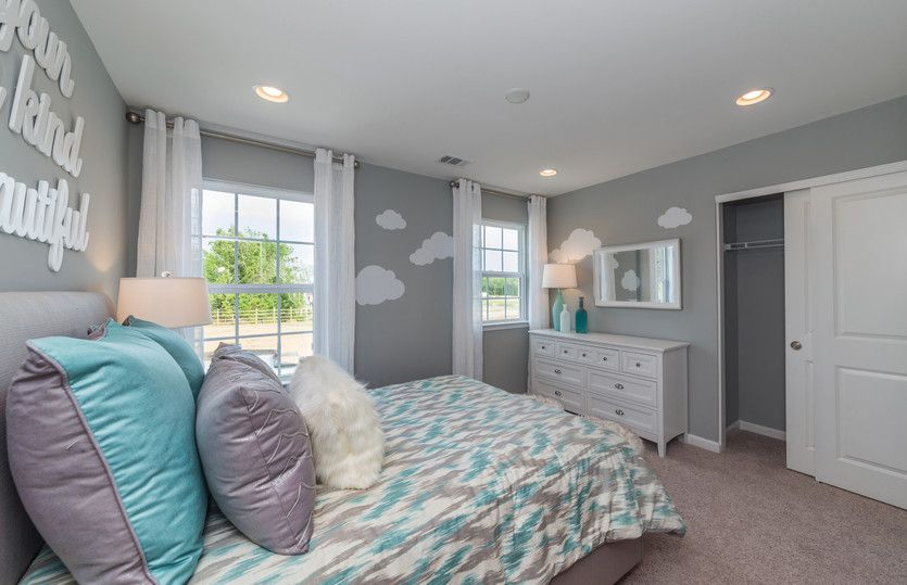 Bedroom featured in the Aspire By Centex Homes in Wilmington, NC