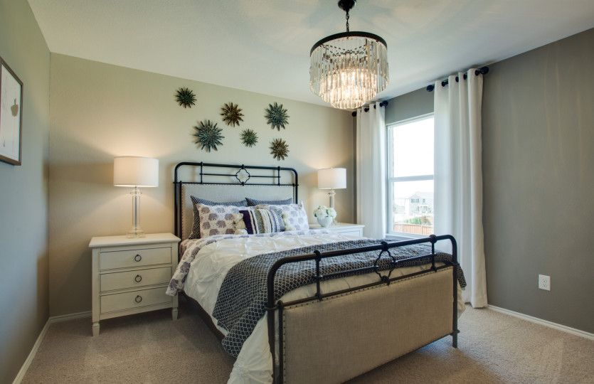 Bedroom featured in the Claypool By Centex Homes in Columbus, OH