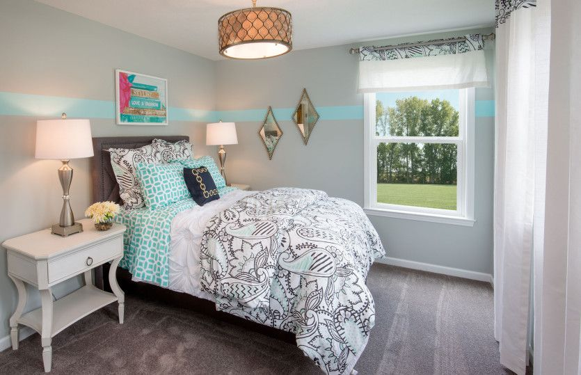 Bedroom featured in the Mitchell By Centex Homes in Columbus, OH