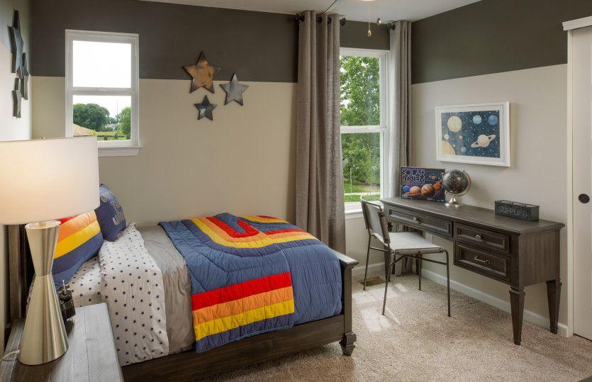 Bedroom-in-Aspire-at-Preserve at Raccoon Creek-in-Johnstown