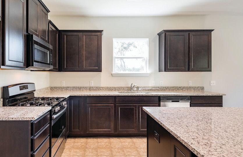 Kitchen-in-Rosemont-at-Laurel Glen at Oakfield-in-Johns Island