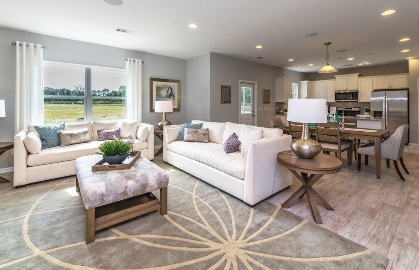 Living Area featured in the Aspire By Centex Homes in Charleston, SC