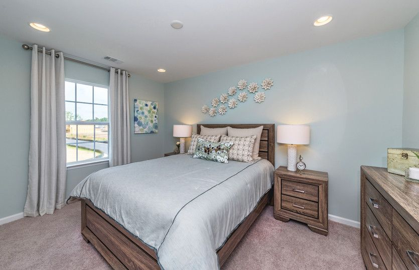 Bedroom featured in the Aspire By Centex Homes in Charleston, SC
