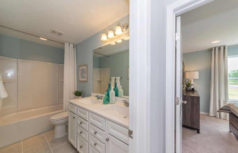Bathroom featured in the Aspire By Centex Homes in Charleston, SC