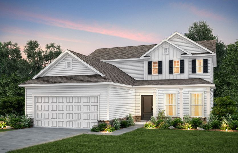 Exterior featured in the Hartwell By Centex Homes in Charleston, SC