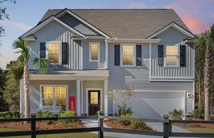 Hampton - Laurel Glen at Oakfield: Johns Island, South Carolina - Centex Homes