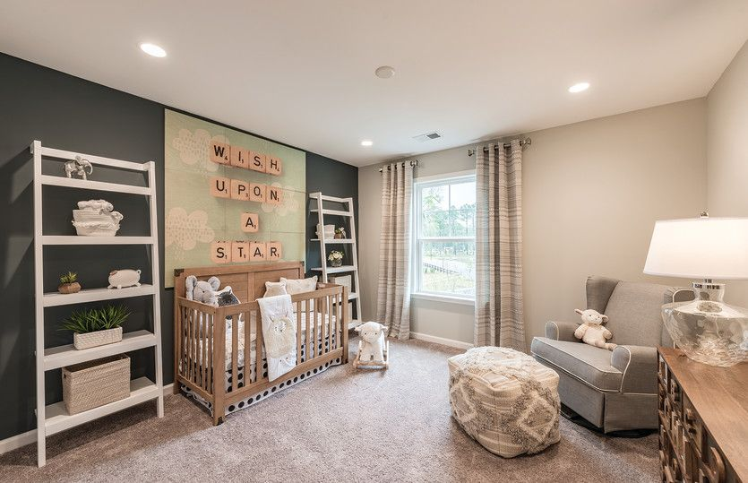 Bedroom featured in the Hampton By Centex Homes in Charleston, SC