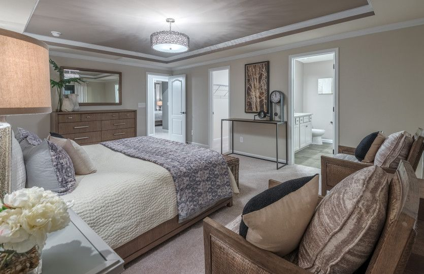 Bedroom-in-Hampton-at-Telford-in-Indian Land