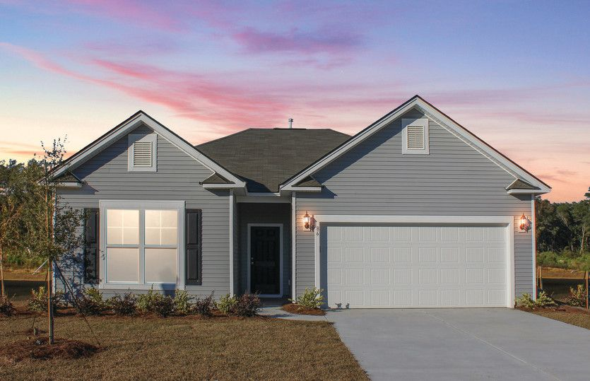 rosemont bluffton sc in seagrass station by centex homes david diaz