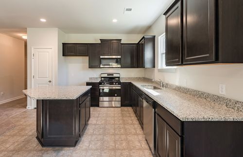 Kitchen-in-Rosemont-at-Heritage Preserve-in-Conway