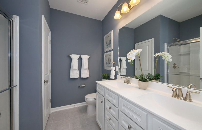 Bathroom featured in the Compton By Centex Homes in Myrtle Beach, SC