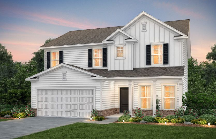 Exterior featured in the Aspire By Centex Homes in Myrtle Beach, SC