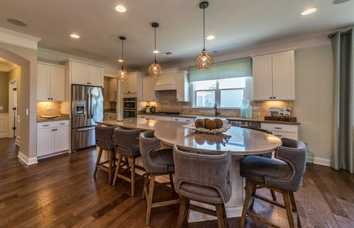 Kitchen-in-Martin Ray-at-Heritage Preserve-in-Conway
