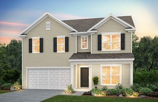 Hampton - Clear Pond: Myrtle Beach, South Carolina - Centex Homes