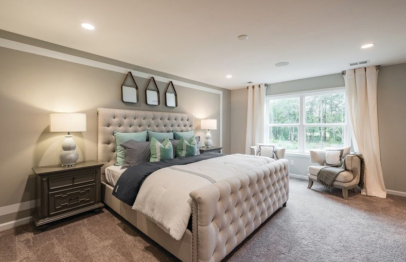Bedroom featured in the Hampton By Centex Homes in Myrtle Beach, SC