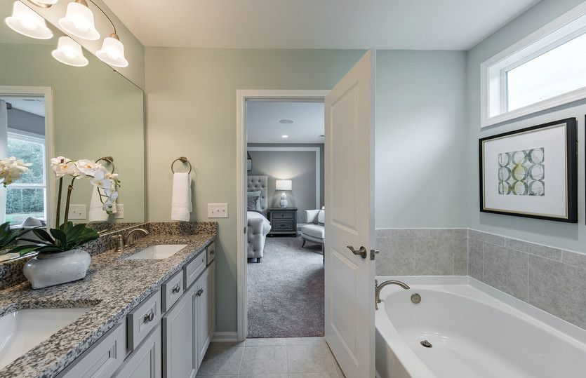 Bathroom featured in the Hampton By Centex Homes in Myrtle Beach, SC