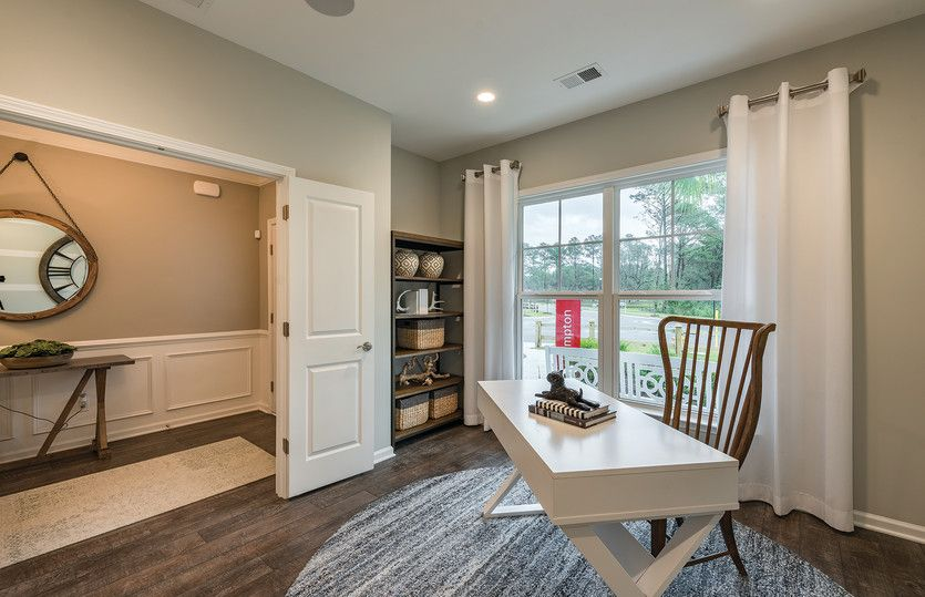 Living Area featured in the Hampton By Centex Homes in Myrtle Beach, SC
