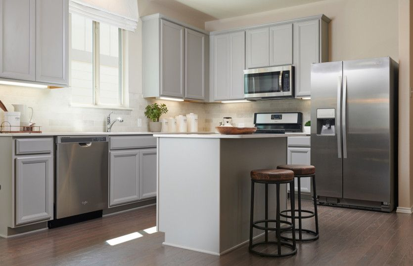 Kitchen-in-Hewitt-at-Carlson Place-in-Georgetown