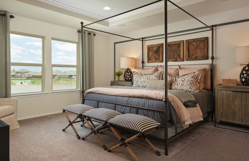 Bedroom featured in the Kisko By Centex Homes in Austin, TX