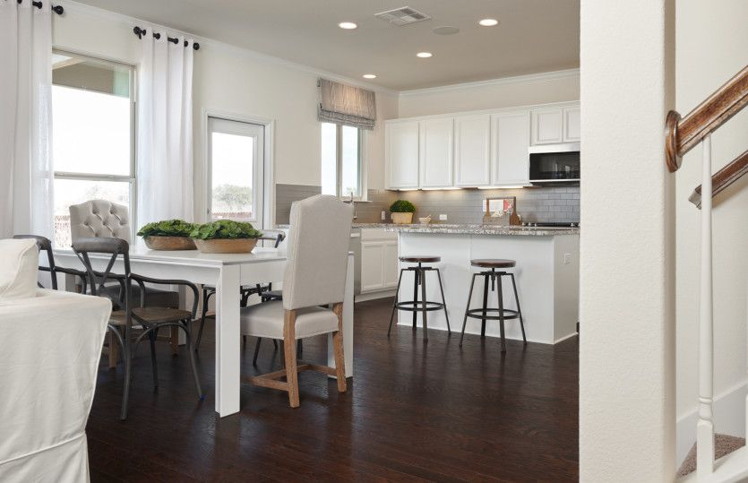 Kitchen-in-Mesilla-at-Carlson Place-in-Georgetown