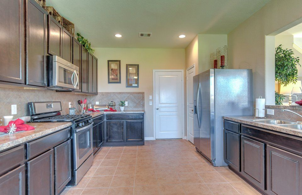 Kitchen-in-Springfield-at-Enclave at Chandler Creek-in-Round Rock