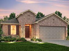 Hewitt - Sonterra: Jarrell, Texas - Centex Homes