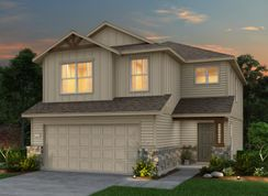 Springfield - Sunfield: Buda, Texas - Centex Homes