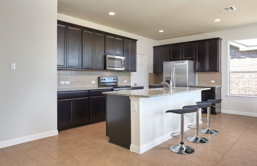 Kitchen-in-La Salle-at-Travis Ranch-in-Forney