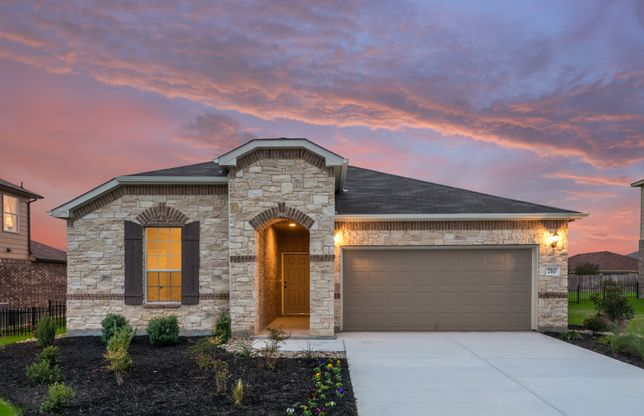 New Homes in Fate, TX