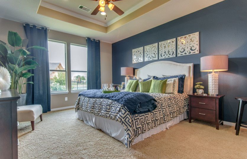 Bedroom-in-Claypool-at-Spring Meadow-in-Fate