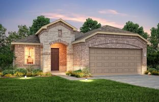 Becket - Forbes Crossing: Houston, Texas - Centex Homes