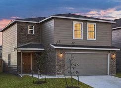 Pierce - Retreat at Champions Landing: Houston, Texas - Centex Homes