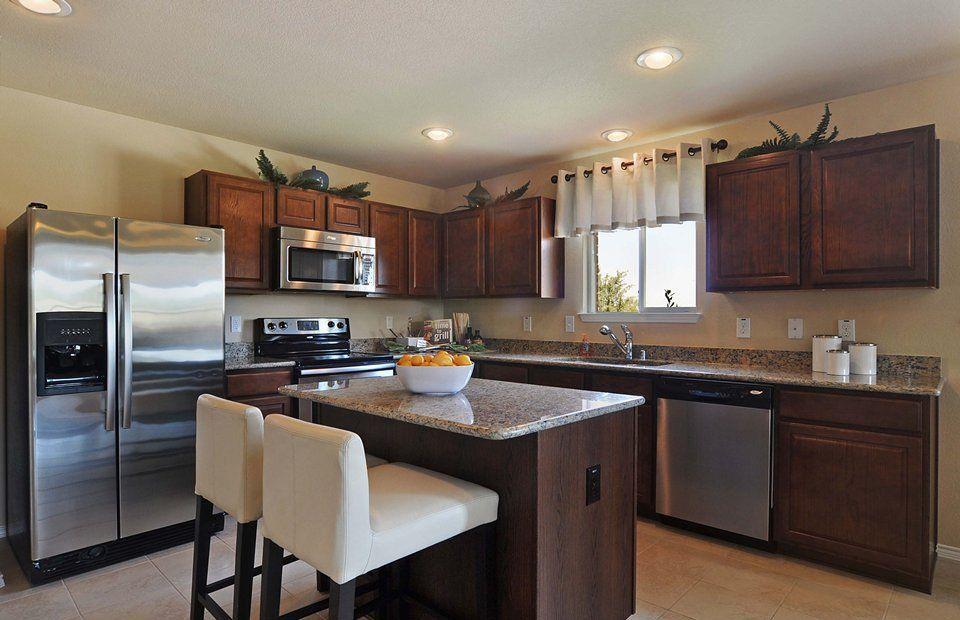 Kitchen-in-Pierce-at-Katy Crossing-in-Katy