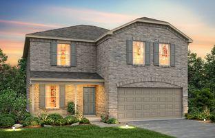 Granville - Retreat at Champions Landing: Houston, Texas - Centex Homes