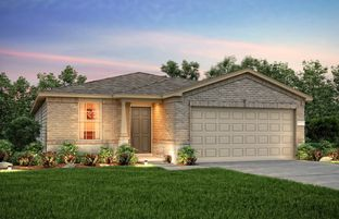 Independence - Forbes Crossing: Houston, Texas - Centex Homes