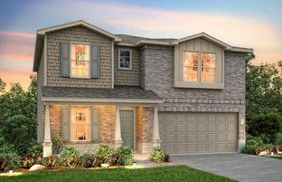 Kisko - The Pines At Seven Coves: Willis, Texas - Centex Homes