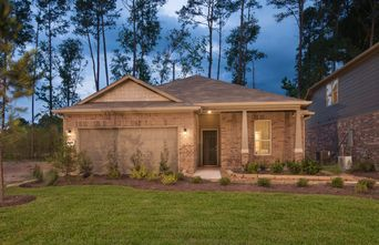 The Woods Of Conroe In Conroe Tx New Homes By Centex Homes