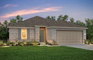Eastgate - Mustang Ridge: Alvin, Texas - Centex Homes
