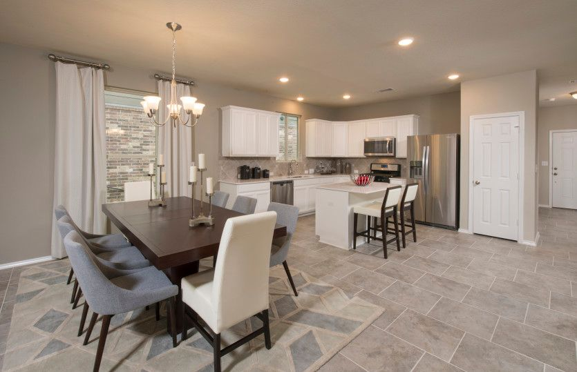 Kitchen-in-Eastgate-at-The Woods of Conroe-in-Conroe