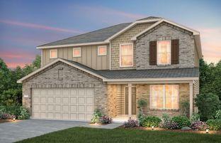 Hardin - The Woods of Conroe: Conroe, Texas - Centex Homes