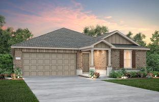 Killeen - Mustang Ridge: Alvin, Texas - Centex Homes