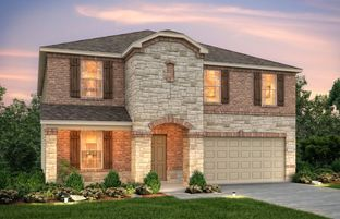 Montgomery - The Woods of Conroe: Conroe, Texas - Centex Homes