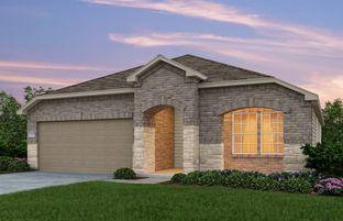 Morgan - Mustang Ridge: Alvin, Texas - Centex Homes