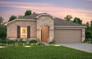Rayburn - Mustang Ridge: Alvin, Texas - Centex Homes