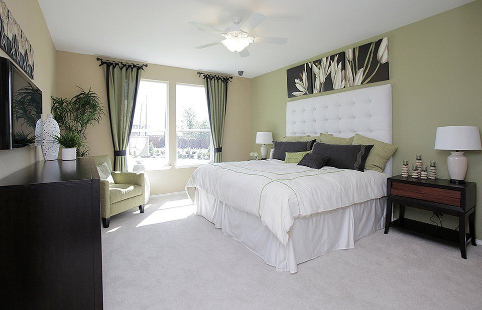 Bedroom featured in the Rayburn By Centex Homes in Houston, TX