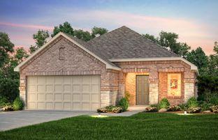 Becket - Katy Crossing: Katy, Texas - Centex Homes