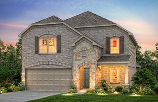 Granville - Mustang Trails: Missouri City, Texas - Centex Homes