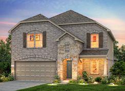 Granville - Katy Crossing: Katy, Texas - Centex Homes