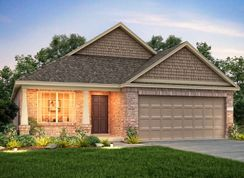Independence - Mustang Trails: Missouri City, Texas - Centex Homes